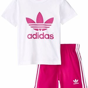 Toddler Adidas T-Shirt & Shorts set